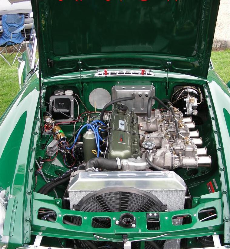 MGCGTS ENGINE