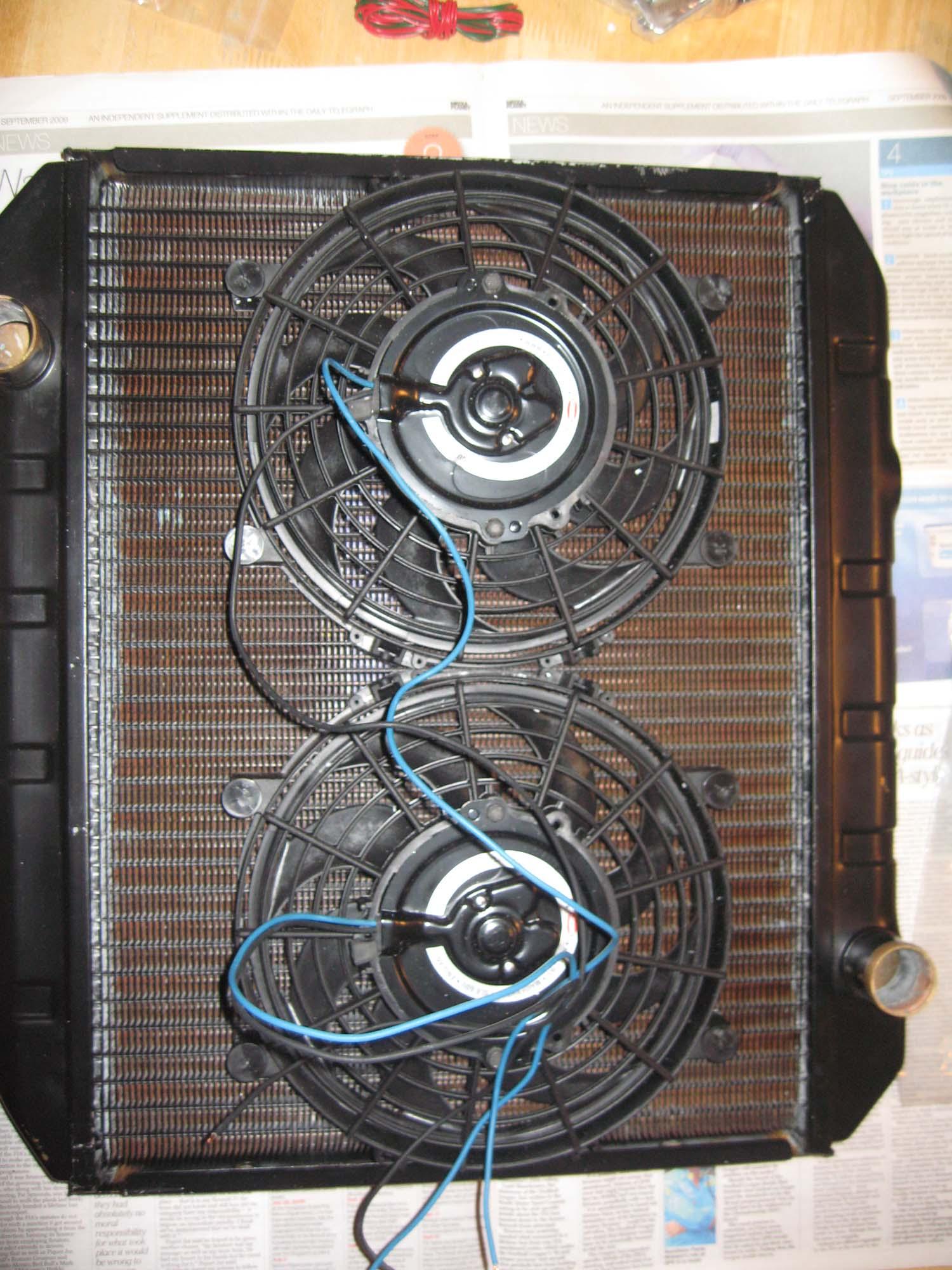 Electric Fans | M G C